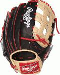 Rawlings Heart of the Hide Bryce Harper Gameday pattern baseball glove. 13 inch Pro H Web and conventional back. Handcrafted from the top 5% of steer hides and the best pro grade lace, Heart of the Hide glove durability remains unmatched. The leather has been injected with oil for a smooth finish and it is lined with deer skin for a soft feel. Game Day pattern of Bryce Harper. Details Age: Adult Brand: Rawlings Map: Yes Sport: Baseball Type: Baseball Size: 12.75 in