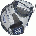 This Limited Edition Color Sync Heart of the Hide Catcher's Mitt from Rawlings features the One Piece Closed Web, which creates maximum strength and durability. With its 33 pattern, the glove forms a good pocket, which makes it easier to control the ball and scoop up pitches in the dirt. The Heart of the Hide players series features the game-day patterns of the Rawlings Advisory staff. Available in select Heart of the Hide® model, these high quality gloves have defined the careers of those deemed The Finest in the Field®, and are now available to elite athletes looking to join the next class of defensive greats 1-piece Closed web forms a deep pocket for catcher's to control and scoop the ball Catcher's mitt 60% player break-in Recommended for adult or elite player Conventional back features a wide opening above the wrist Authentic Pro patterns Tennessee Tanning pro lace Deer-tanned cowhide lining Heart of the Hide pull-up oil leather shell