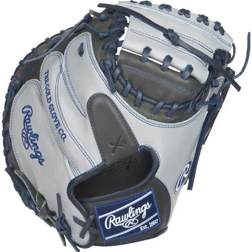 rawlings-heart-of-hide-procm33dsgn-catchers-mitt-33-right-hand-throw PROCM33DSGN-RightHandThrow  083321317231 This Limited Edition Color Sync Heart of the Hide Catchers Mitt