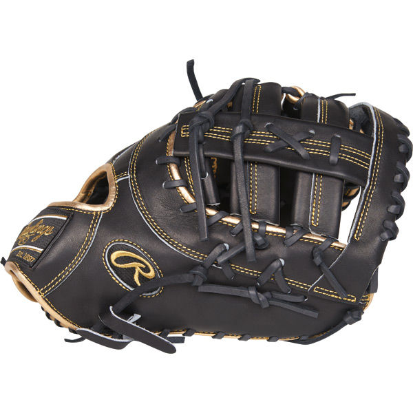 rawlings-heart-of-hide-prodctbbg-first-base-mitt-13-inch-right-hand-throw PRODCTBBG-RightHandThrow  083321466380 Constructed from Rawlings' world-renowned Heart of the Hide® steer hide leather