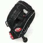 Ballgloves.com exclusive from Rawlings. Top 5% steer hide. Handcrafted from the best available steer hide by the world's finest glove technicians. World renowned Heart of the Hide leather for unmatched durability. USA Tanned leather lacing for durability. 12.25 inch pattern worn by Robin Ventura, Alex Rodriguez, and other major league 3rd basemen.