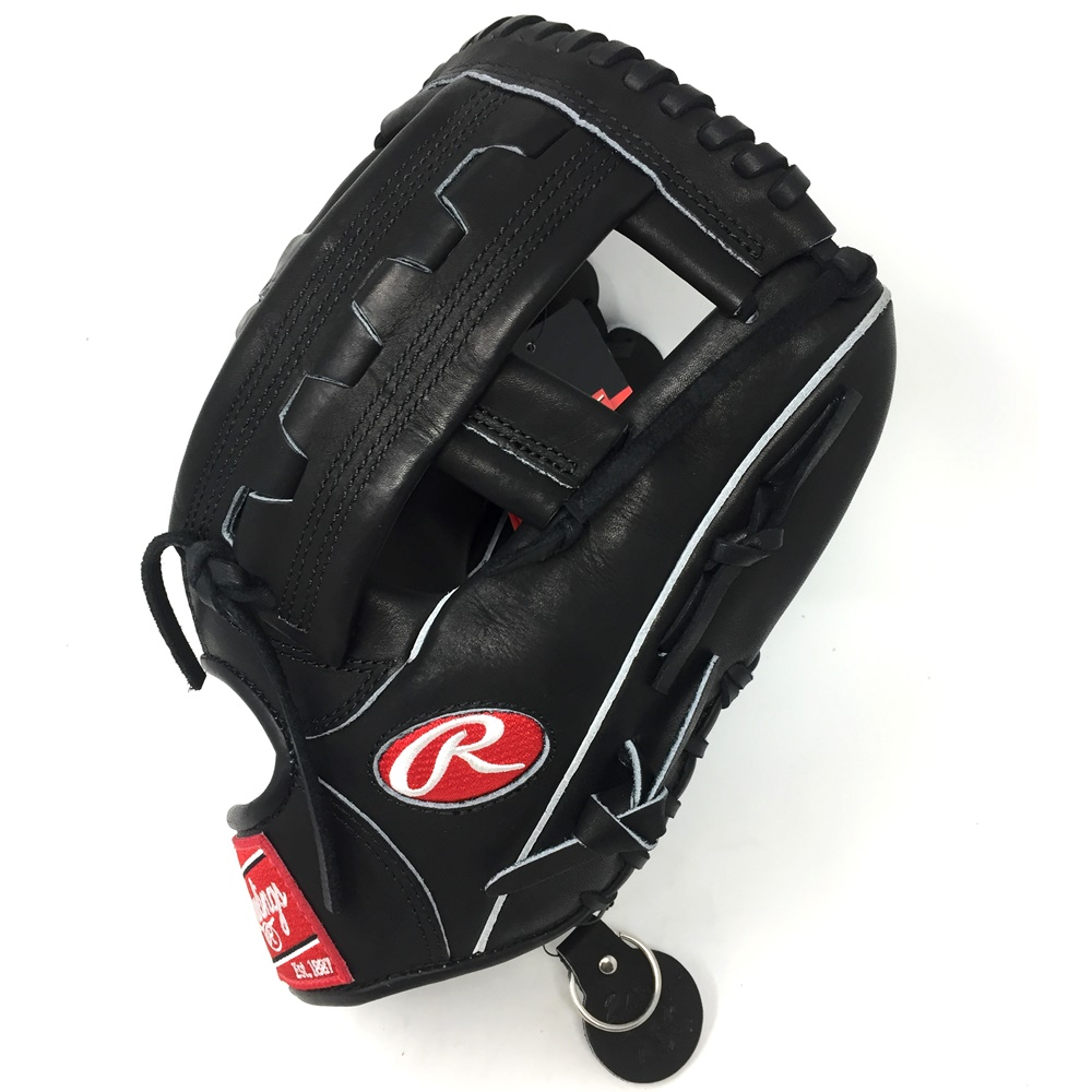 rawlings-heart-of-hide-prorv23b-baseball-glove-12-25-right-hand-throw PRORV23B-RightHandThrow   Ballgloves.com exclusive from Rawlings. Top 5% steer hide. Handcrafted from the