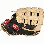 rawlings heart of hide r2g prorfm18 17bc first base mitt 12 5 right hand throw