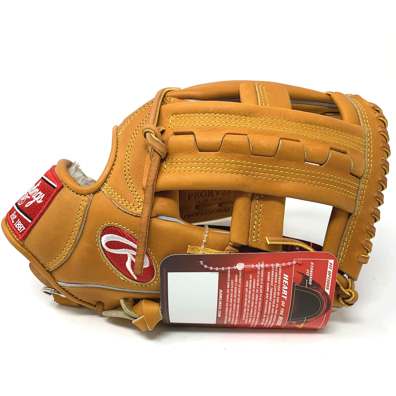 rawlings-heart-of-hide-rv23-horween-baseball-glove-12-25-right-hand-throw PRORV23-MLB-RightHandThrow   Rawlings Heart of the Hide 12.25 inch baseball glove in Horween