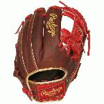 rawlings heart of the hide 11 5 baseball glove pro204 2tig right hand throw