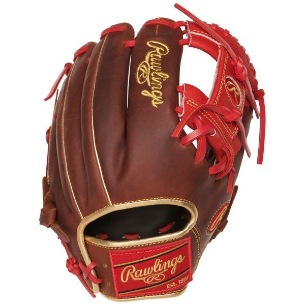 rawlings-heart-of-the-hide-11-5-baseball-glove-pro204-2tig-right-hand-throw PRO204-2TIG-RightHandThrow  083321523045 Constructed from Rawlings' world-renowned Heart of the Hide® steer hide leather