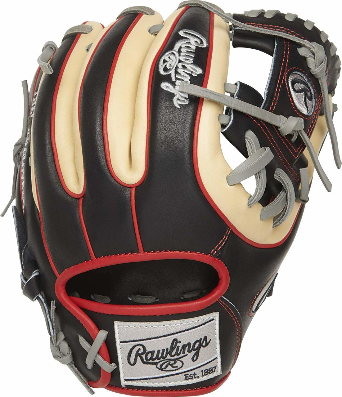 rawlings-heart-of-the-hide-11-5-baseball-glove-r2g-i-web-right-hand-throw PROR314-2B-RightHandThrow  083321598968 The 11. 5-inch Heart of the Hide R2G infield glove provides