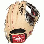 rawlings heart of the hide 11 5 in infield glove pro204 2cbg right hand throw