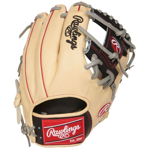 rawlings-heart-of-the-hide-11-5-in-infield-glove-pro204-2cbg-right-hand-throw PRO204-2CBG-RightHandThrow Rawlings 083321523106 Constructed from Rawlings' world-renowned Heart of the Hide® steer hide leather