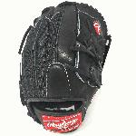 Rawlings Heart of the Hide 11.5 inch Pro Mesh Baseball Glove (Right Handed Throw) : The PRO2009M Pro Mesh Heart of the Hide 11 12 inch model features a conventional back and the Two Piece Solid Web.