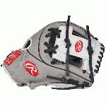 rawlings heart of the hide 11 75 in fastpitch infield glove right hand throw