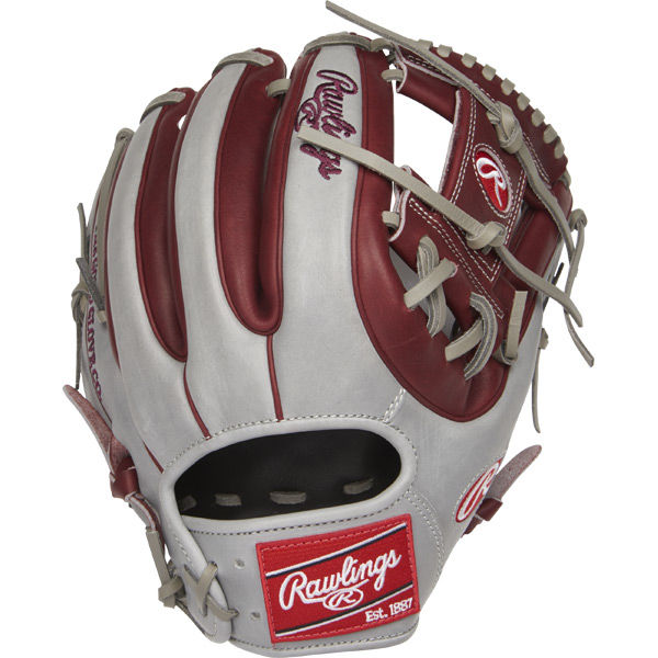 rawlings-heart-of-the-hide-11-75-infield-glove-right-hand-throw PRO315-6SHG-RightHandThrow  083321368660 Constructed from Rawlings world-renowned Heart of the Hide® steer hide leather