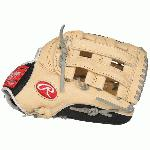 "his Heart of the Hide 12.75"" baseball glove features a the PRO H Web pattern, which was designed so that outfielders could see through the web to make catches and shield their eyes from the sun or lights at the same time. With its deep pocket and open web, this glove is primarily for outfielders. Handcrafted from the top 5% of steer hides and the best pro grade lace, Heart of the Hide glove durability remains unmatched. Details Age: Adult Brand: Rawlings Map: Yes Sport: Baseball Type: Baseball Size: 12.75 in"