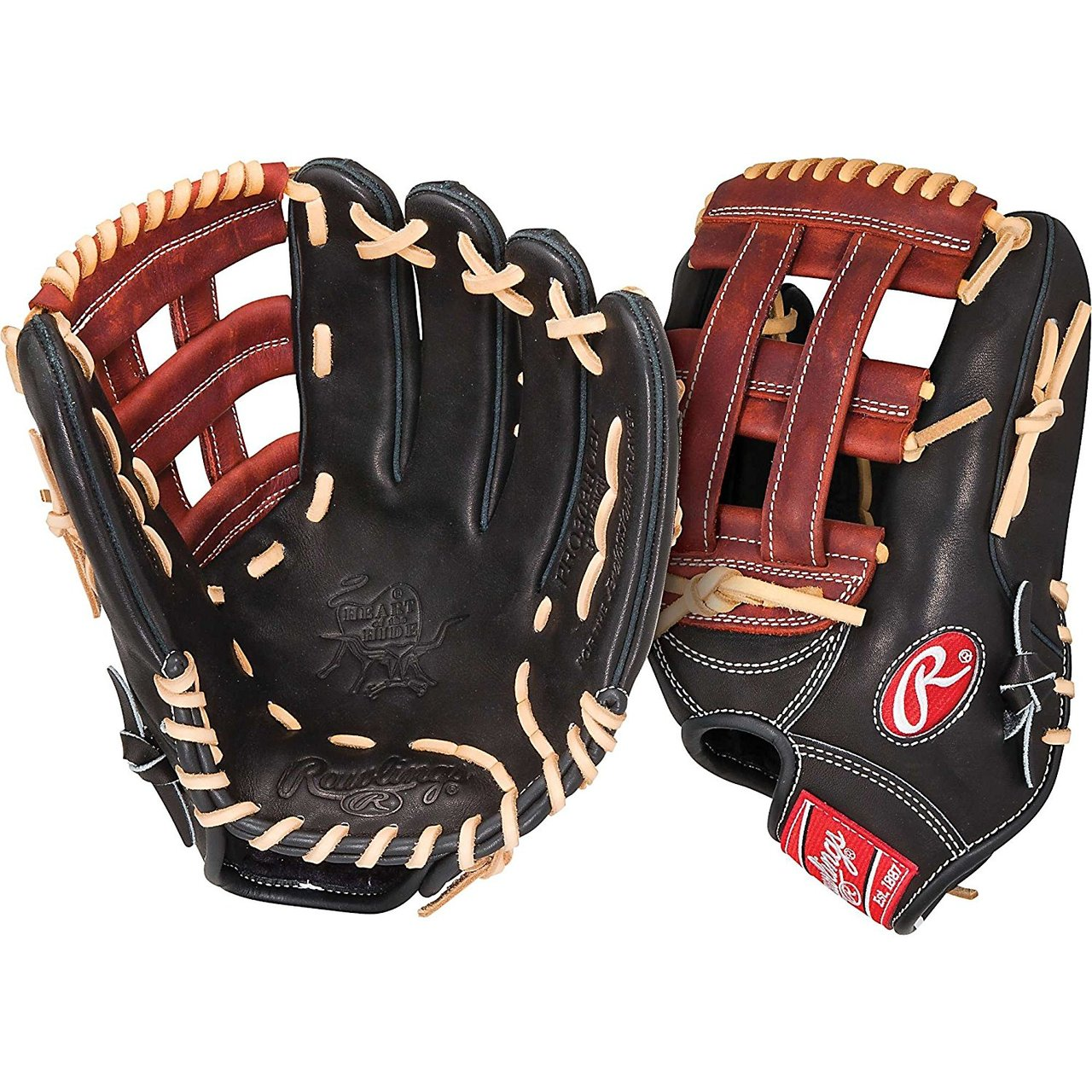 rawlings-heart-of-the-hide-12-75-inch-pro303hcbp-outfielders-baseball-glove-right-handed-throw PRO303HCBP-Right Handed Throw Rawlings 083321186318 The Living Legend. Since 1958 the Rawlings Heart of the Hide
