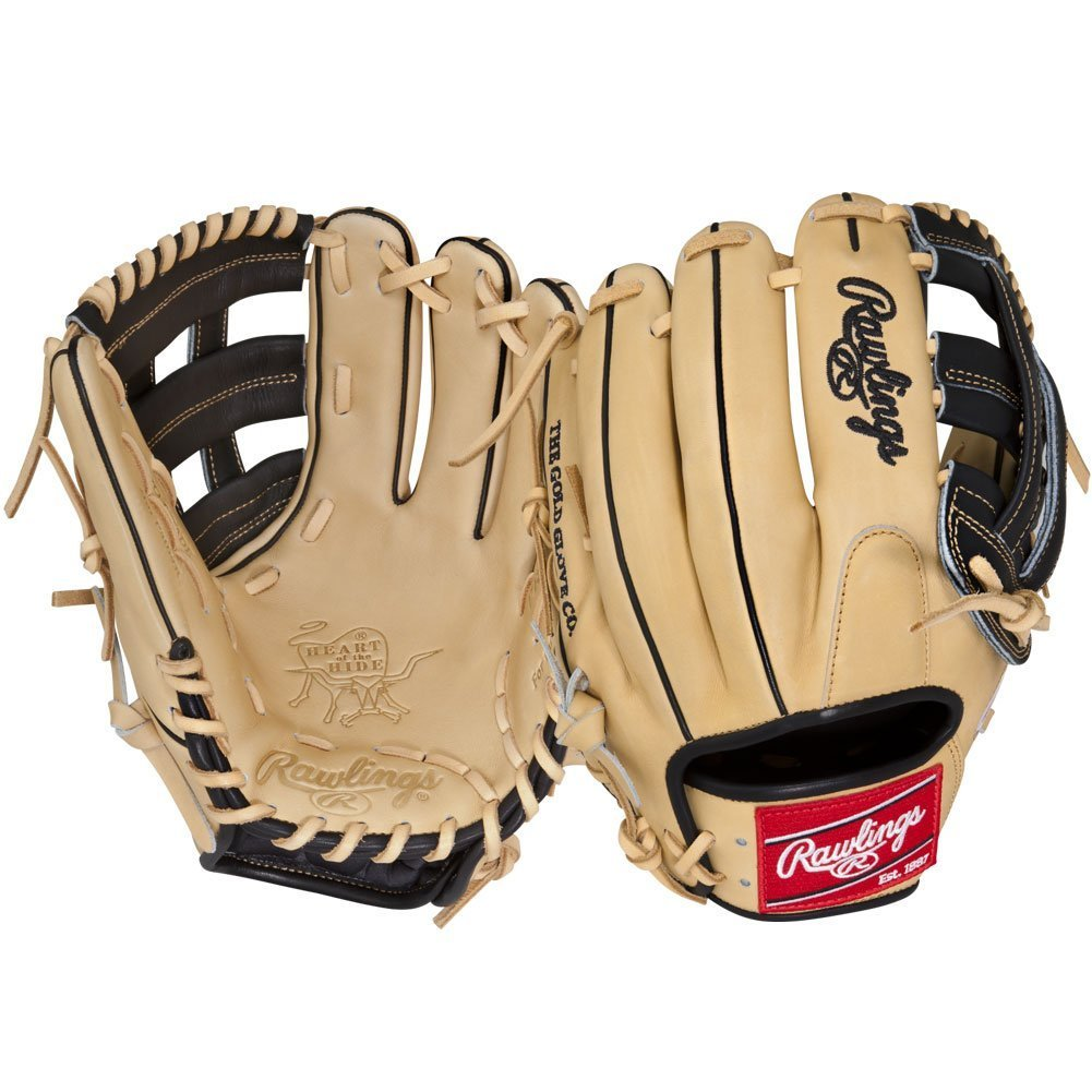 Heart of the Hide is one of the most classic glove models in baseball. Rawlings Heart of the Hide Gloves feature specialty Heart of the Hide leather that breaks in to specific playing preferences forming the perfect pocket. From the Wool Blend Padding to the Soft Leather Finger Back Lining Heart of the Hide gives you the high-performing glove with the comfort you need - day in and day out. Heart of the Hide 200 Pattern 12 Ball Glove Features HOH Leather Wool Blend Padding Thermoformed BOA GD Synthetic BOA Deertouch Padded Thumb Loops Soft Leather Finger Back Lining Deertanned Cowhide Plus Palm Padding TT Lacing Rolled Leather Welting 12 Infield Pattern Pro H-Web Conventional Back One Year Manufacturer Warranty