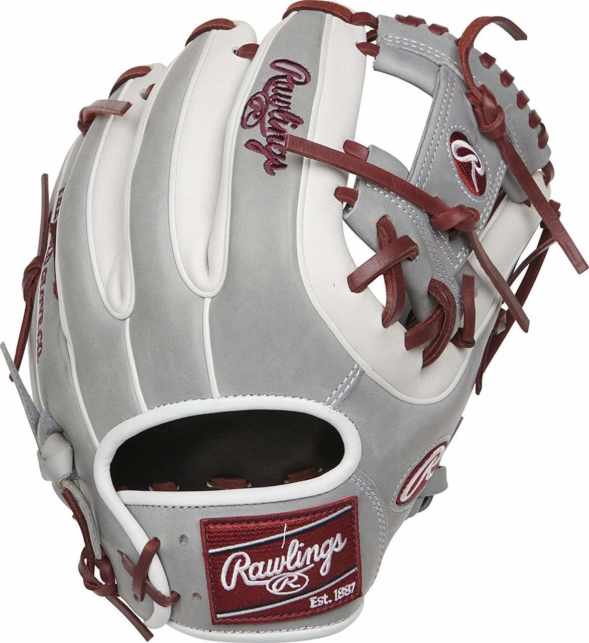 rawlings-heart-of-the-hide-315-2shw-baseball-glove-11-75-right-hand-throw PRO315-2SHW-RightHandThrow  083321598753 Skillfully crafted from our ultra-premium steer-hide leather the Rawlings 11.75-inch Heart