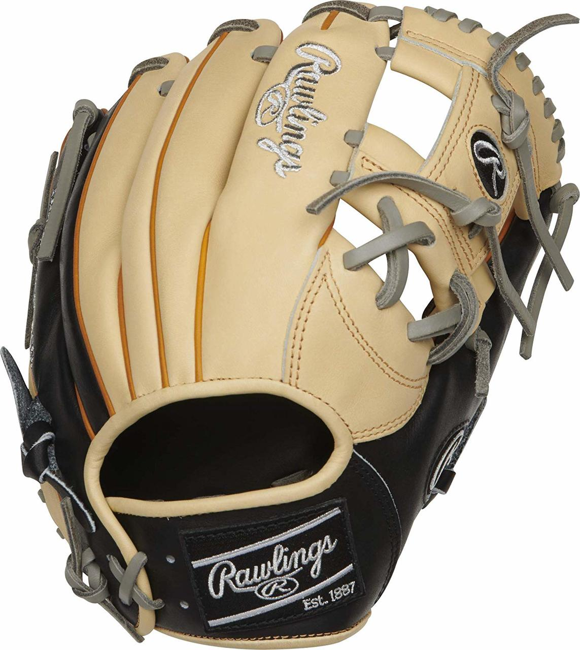 rawlings-heart-of-the-hide-baseball-glove-11-5-pronp4-2cbt-i-web-right-hand-throw PRONP4-2CBT-RightHandThrow  083321598814 Crafted from the top of the line ultra-premium steer hide leather