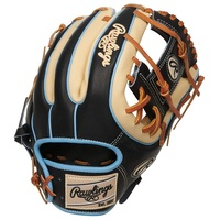 rawlings heart of the hide baseball glove pro i web 11 75 inch black camel tan right hand throw
