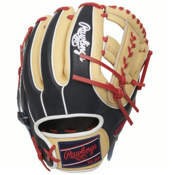 rawlings-heart-of-the-hide-baseball-glove-x-laced-single-post-web-11-5-inch-right-hand-throw PRO314-19SN-RightHandThrow   Become the next defensive great with the 2021 11.5-inch Heart of