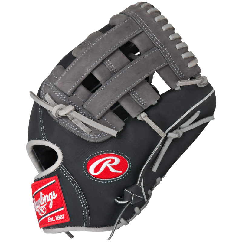 Rawlings-patented Dual Core technology the Heart of the Hide Dual Core fielder% gloves are designed with position-specific break points in the glove pattern so players can achieve top-level performance customized for their defensive needs. Additionally these gloves are specially-tanned for a softer feel allowing for less break-in time. Rawlings PRO1176DCBG Baseball Glove Features Dual Core Technology Crafted from authentic Rawlings Pro Patterns Produced by the world% finest glove technicians Soft full grain leather palm and finger back linings provide exemplary comfort USA-tanned leather lacing for durability 11.75 Infield Pattern Pro-H Web Conventional Back One Year Manufacturer s Warranty  Color:   Black  Throwing Hand:   Right  Sport:   Baseball  Back:   Conventional  Player Break-In:   70  Fit:   Standard  Level:   Adult  Lining:   Deer-Tanned Cowhide  Padding:   Moldable  Series:   Heart of the Hide  Shell:   Horween Featherlight Leather  Web:   Pro H  Size:   11.75 in