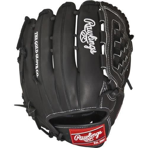 rawlings-heart-of-the-hide-dual-core-softball-glove-12-5-basket-web-right-hand-throw PRO125SB-3B-RightHandThrow Rawlings 083321195990 12.50 Inch Pattern Adjustable Non-Slip Pull Strap Back Basket Web Break-In