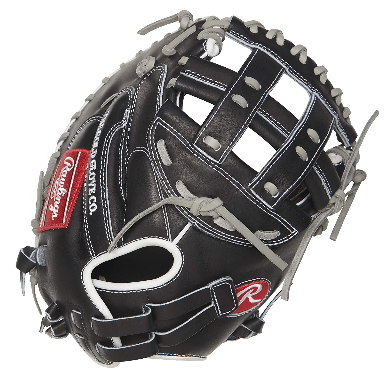 rawlings-heart-of-the-hide-fastpitch-softball-glove-12-5-inch-right-hand-throw PROCM33FP-24BG-RightHandThrow   Constructed from Rawlings' world-renowned Heart of the Hide® steer hide leather