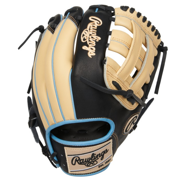 rawlings-heart-of-the-hide-gold-glove-club-11-75-baseball-glove-right-hand-throw PRO205-6CBSS-RightHandThrow  083321710698 11.5 Pattern Web Pro H Limited Edition Semi-conventional Speedshell back provides
