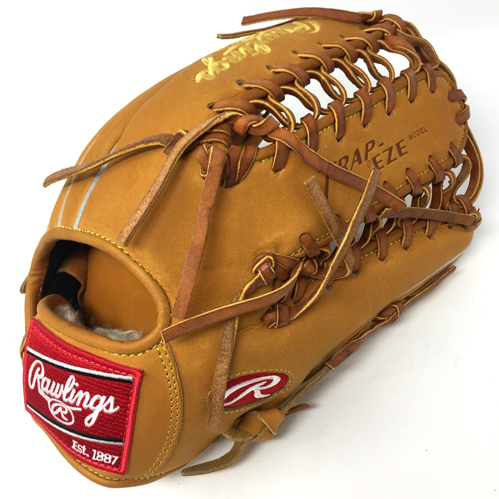 rawlings-heart-of-the-hide-horween-prot-baseball-glove-12-75-right-hand-throw PROT-RightHandThrow Rawlings  <p>Classic remake of the Horween leather 12.75 inch outfield glove with