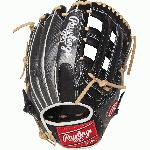 rawlings heart of the hide hyper shell pro3039 6bcf baseball glove 12 75 right hand throw