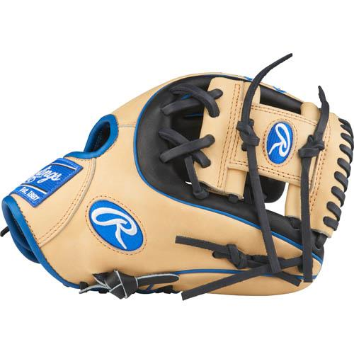 rawlings-heart-of-the-hide-le-baseball-glove-11-25-pro312-2bcr-right-hand-throw PRO312-2BCR-RightHandThrow Rawlings 083321317309 Pro I™ web is typically used in middle infielder gloves Infield