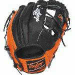 Rawlings Heart of the Hide LE Baseball Glove 11.5 PRONP4 2BO Right Hand Throw