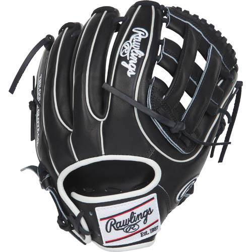 rawlings-heart-of-the-hide-le-baseball-glove-11-75-pro315-6bw-right-hand-throw PRO315-6BW-RightHandThrow Rawlings 083321317248 Pro H™ is an extremely versatile web for infielders and outfielders