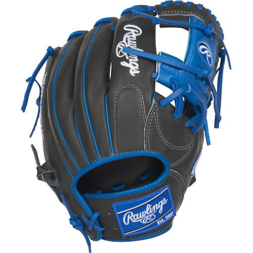rawlings-heart-of-the-hide-le-baseball-glove-11-75-pronp5-2dsr-right-hand-throw PRONP5-2DSR-RightHandThrow Rawlings 083321317200 Pro I™ web is typically used in middle infielder gloves Infield