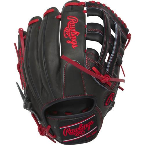 Pro H™ is an extremely versatile web for infielders and outfielders Infield glove 60% player break-in Recommended for adult or elite player Conventional back features a wide opening above the wrist Authentic Pro patterns Tennessee Tanning pro lace Deer-tanned cowhide lining Heart of the Hide traditional leather shell