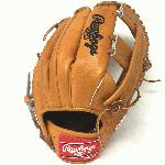 rawlings heart of the hide pro tt2 tan single post 11 5 right hand throw