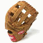 The Rawlings PRO1000HC Heart of the Hide Baseball Glove is 12 inches. Made with Horween Heart of Hide leather. Stiff with break in needed. 12 inch pattern and H Web makes this glove a excellent short stop or third base mitt. Made in the Phillipines. This Rawlings baseball glove is a pro model with pro performance. World renowed Heart of the Hide leather for unmatched durability. Crafted from authentic Rawlings Pro patterns. Produced by the world finest Rawlings glove technicians. Soft full grain leather palm and finger back lining provide exemplary comfort. USA tanned leather lacing for durability.