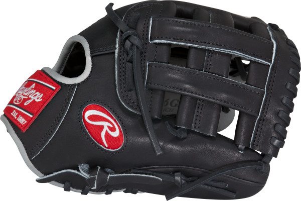 rawlings-heart-of-the-hide-pro205-6gbwt-baseball-glove-11-75-right-hand-throw PRO205-6GBWT-RightHandThrow Rawlings 083321531286 MSRP $355.50. Heart of Hide leather. Wool blend padding. Thermoformed BOA