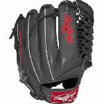Rawlings Heart of the Hide PRO206 4DS Gray 12 Baseball Glove Right Hand Throw