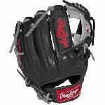 This Heart of the Hide baseball glove from Rawlings features a conventional back and the Modified TrapEze Web pattern which is an extremely strong web that provides ball snagging functionality This popular 11 34quot model is primarily used at the pitcher position at the Pro Level but also it a great size for the 3rd base position Worn by countless Rawlings Gold Glove Award winners since 1958 the Heart of the Hide glove line set the standard by which fielder glove are judged today This new limited edition series features the best pro patterns and the highestquality craftsmanship in the world This series is designed to provide elite players with the prostyle glove they need to make their mark in the field p