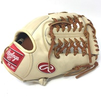 rawlings heart of the hide pro2174 camel 11 5 baseball glove modified trap right hand throw