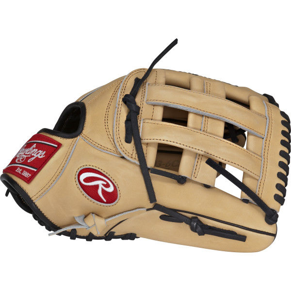 "rawlings-heart-of-the-hide-pro303-6cfs-baseball-glove-12-75-in-outfield-right-hand-throw PRO303-6CFS-RightHandThrow  083321163531 This Heart of the Hide 12.75"" baseball glove features a the"