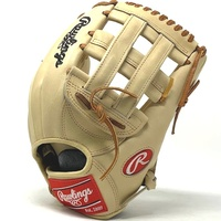 rawlings heart of the hide pro3039 baseball glove camel 12 75 h web right hand throw
