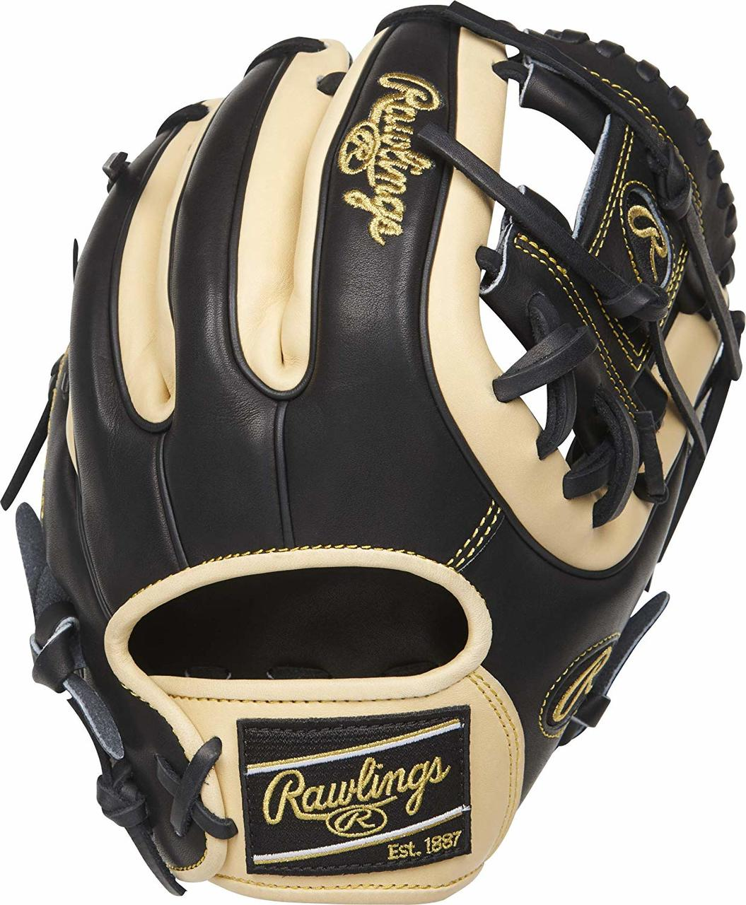 rawlings-heart-of-the-hide-pro312-2bc-baseball-glove-11-25-i-web-right-hand-throw PRO312--2BC-RightHandThrow  083321598838 This 11. 25-inch Heart of the Hide infield glove provides balanced