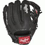 rawlings heart of the hide pro315sb 2b fastpitch softball glove 11 75 right hand throw