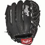 rawlings heart of the hide pro568sb softball glove 12 5 right hand throw