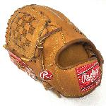 Rawlings Heart of the Hide PRO6XBC Baseball Glove (Left Handed Throw) : Classic Remake exclusive to Ballgloves, this Rawlings PRO6XBC is made with stiff horween leather.