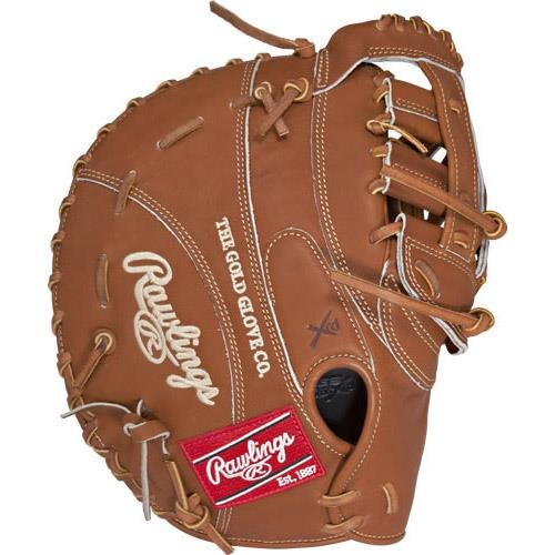 rawlings-heart-of-the-hide-profm20gb-tan-12-25-first-base-mitt-right-hand-throw PROFM20GB-RightHandThrow Rawlings 083321177675 Constructed from Rawlings worldrenowned Heart of the Hide174 steer hide leather