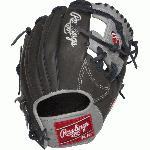 rawlings heart of the hide pronp2 2dsgn baseball glove 11 25 in infield baseball glove right hand throw