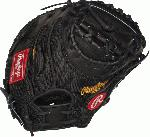 Rawlings Heart of the Hide Yadier Molina gameday pattern 34 inch catchers mitt. 3 piece solid web and conventional back. This Yadier Molina Game Day Heart of the Hide Pro Mesh Catcher's Mitt features the One Piece Closed Web, which creates maximum strength and durability. With its 34 pattern, this catcher's mitt is the largest model made by Rawlings, the glove forms a good pocket, which makes it easier to control the ball and scoop up pitches in the dirt. The Yadi Heart of the Hide Pro Mesh Series is the perfect combination of weight and performance. Utilizing Pro Mesh and Heart of the Hide leather, these gloves on average are 15% lighter and do not sacrifice any durability or performance. This glove is made to the exact specifications of the game day glove worn by Gold Glove Award Winner Yadier Molina. Details Age: Adult Brand: Rawlings Map: Yes Sport: Baseball Type: Baseball Size: 34 in Color: Black Hand: Right