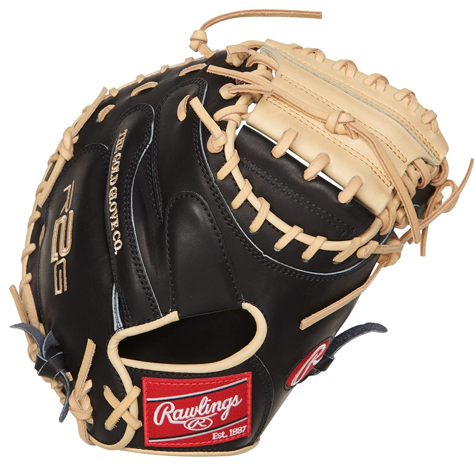 rawlings-heart-of-the-hide-r2g-catchers-mitt-black-camel-33-inch-one-piece-solid-web-right-hand-throw PRORCM33-23BC-RightHandThrow   Take off the tags and hit the field – this new